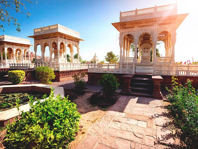Indien - Tempel